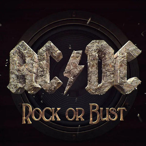 AC / DC: Rock or Bust CD