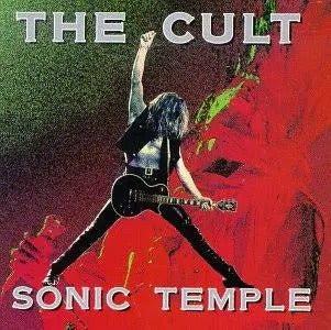 The Cult Sonic Temple CD (1989)