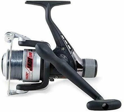 Lineaeffe Vigor Jade 40 Coarse Spinning Fishing Reel with Grey Line 0