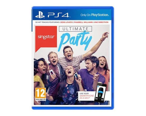 SingStar Ultimate Party [PS4 Game]
