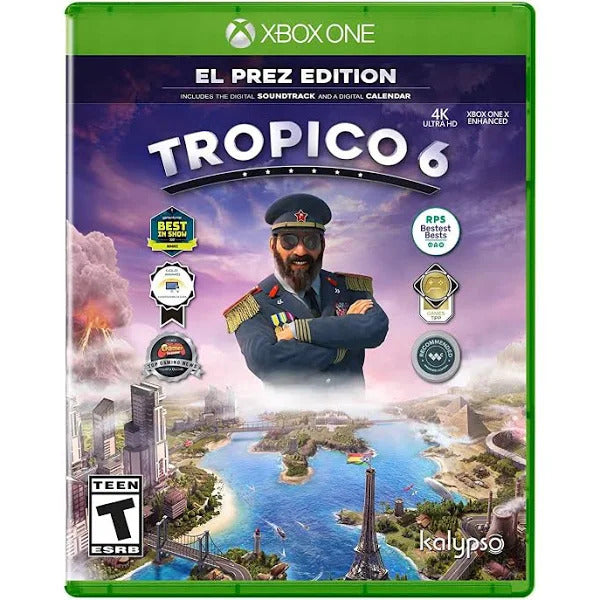 Tropico 6 - El Prez Edition - Xbox One