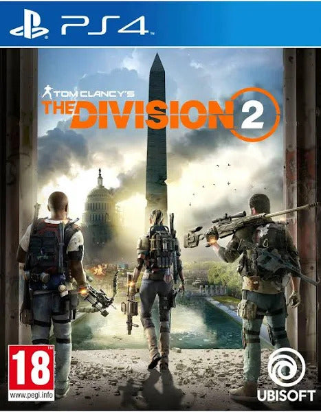 Tom Clancy's The Division 2 [PS4 Game]