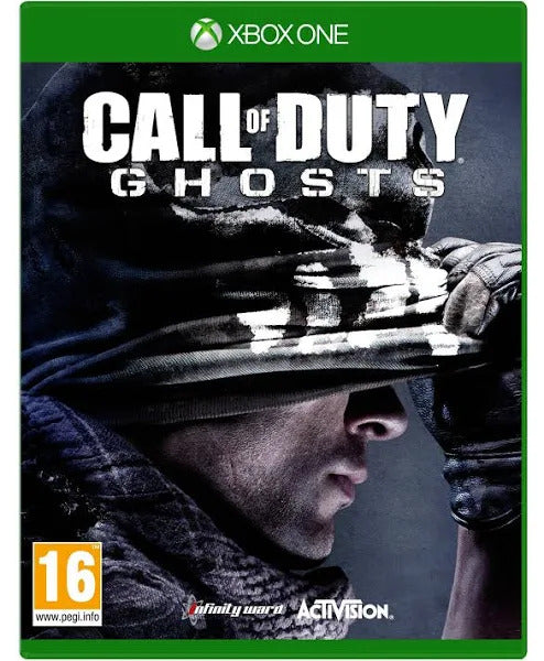 Call of Duty Ghosts [Xbox One Game]