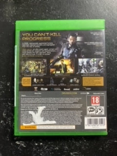 Deus Ex Mankind Divided Day One Edition (Xbox One)