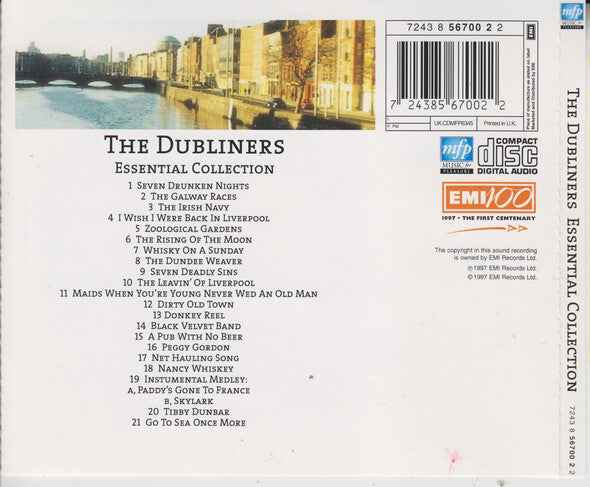 The Dubliners – Essential Collection