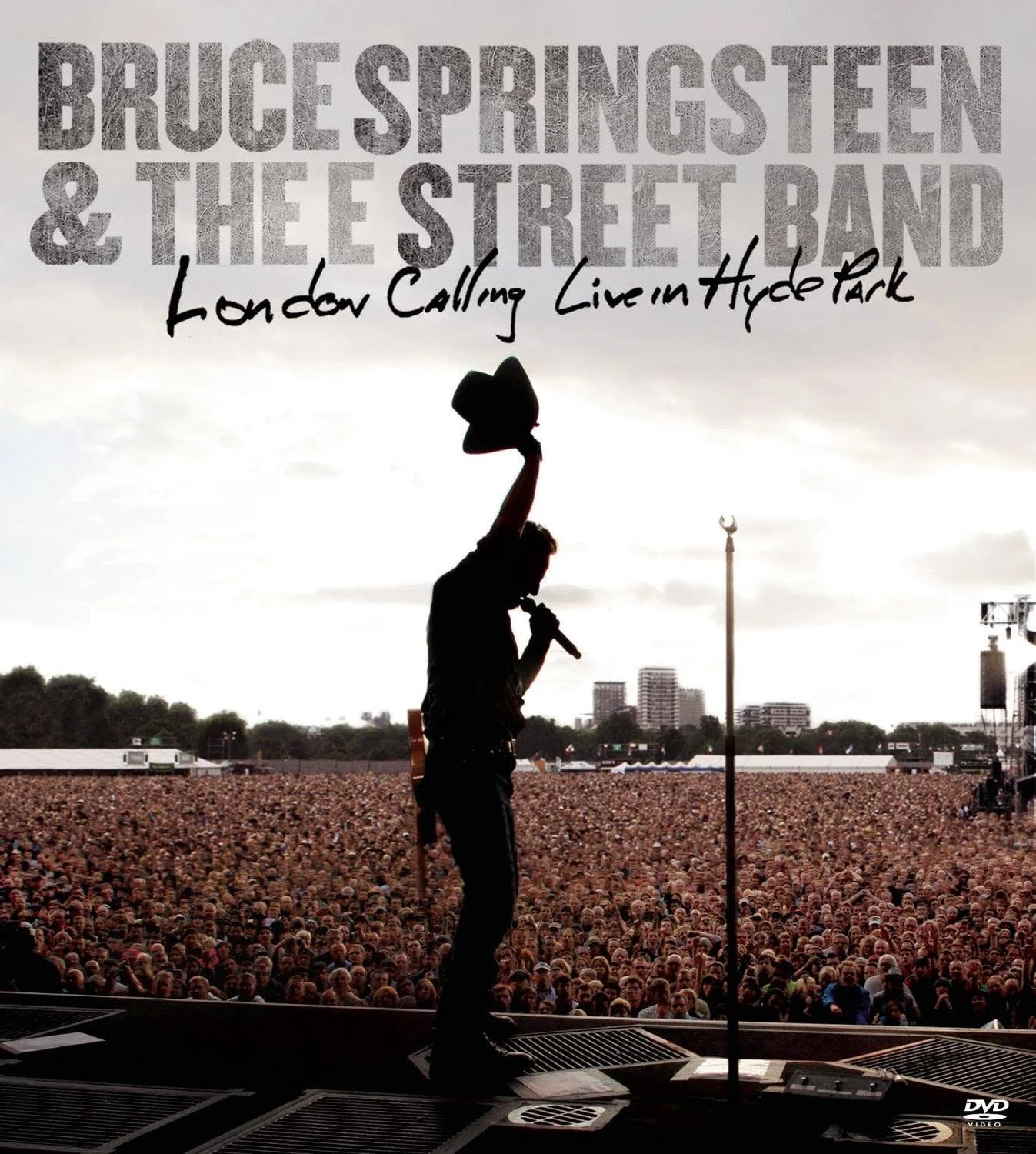 Bruce Springsteen & The E Street Band - London Calling - Live in Hyde Park - DVD