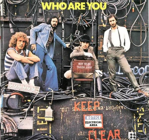 The Who - Who Are You (Compact Disc CD)