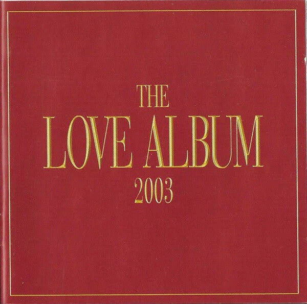 The Love Album 2003