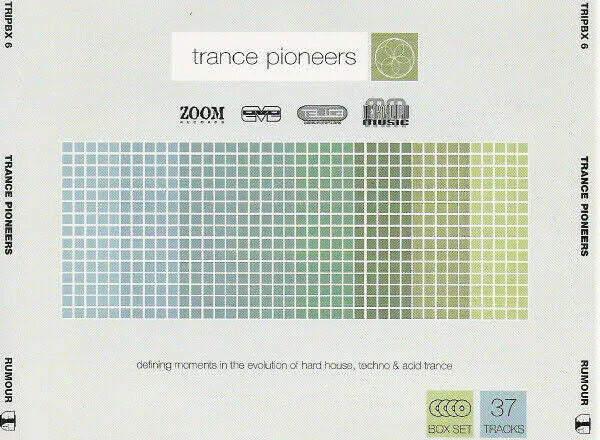 Tripbx 6 - Various - Trance Pioneers - Id5628z - CD - UK
