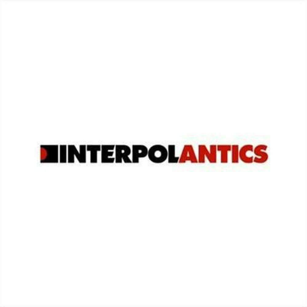 Interpol - Antics - CD