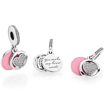 Pandora Devoted Heart Charm
