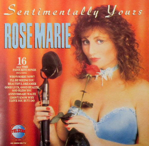 Rose Marie ‎– Sentimentally Yours