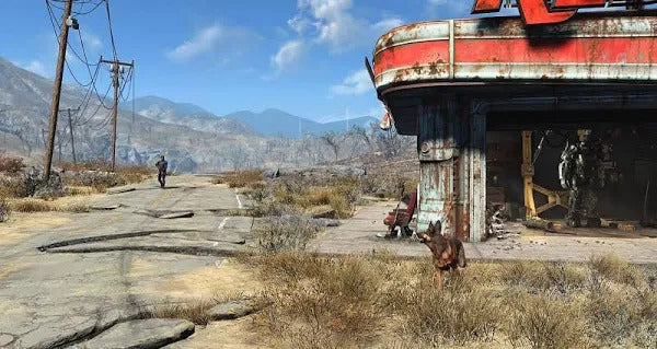 Fallout 4 [Xbox One Game]