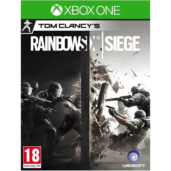 Tom Clancy's Rainbow Six Siege [X1 Game]