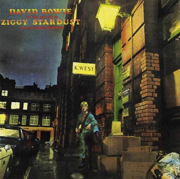 David Bowie - Ziggy Stardust [CD]
