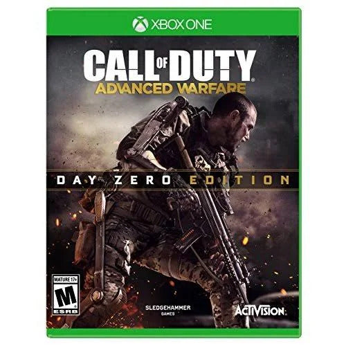 Activision Call of Duty: Advanced Warfare - Xbox One