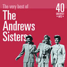 The Andrews Sisters ‎– The Very Best Of