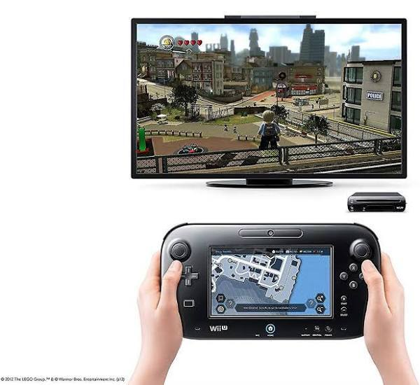 Nintendo - Lego City Undercover Selects oz Nintendo Wii U Game