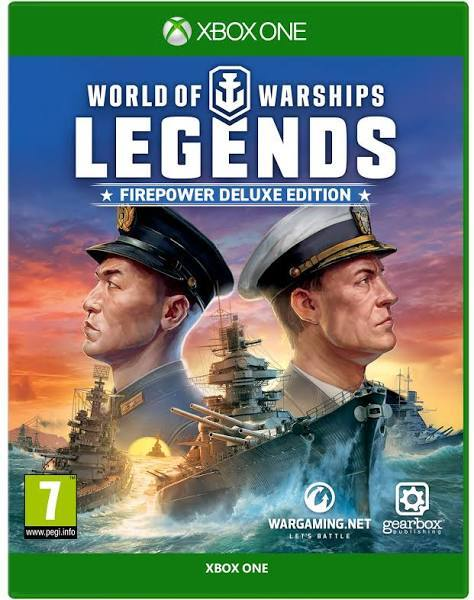 World of Warships Legends (Xbox One)