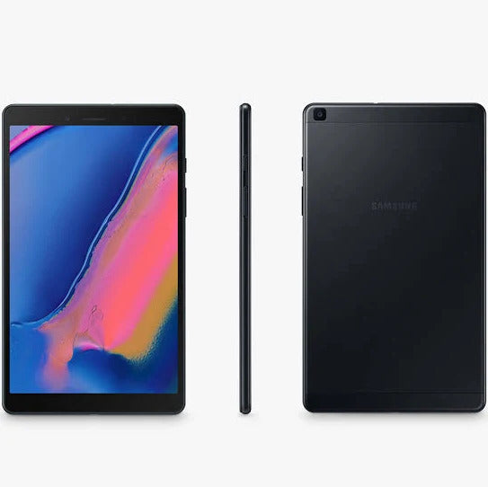 Samsung Galaxy Tab A (2019) - Wi-Fi - 32 GB - Black carbon - 8""