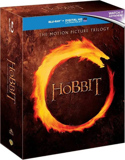 The Hobbit - Trilogy Blu-ray