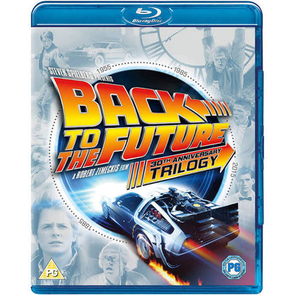 Back to The Future Trilogy - Blu-ray
