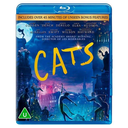 Cats [2019] [New Blu-ray]
