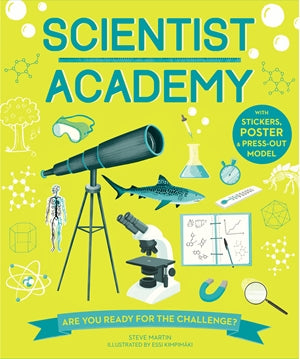 Scientist Academy : Are you ready for the challenge?