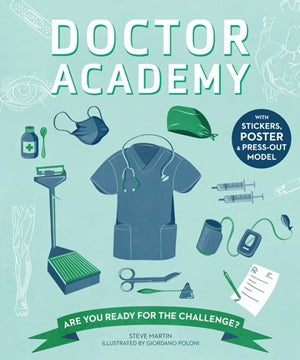 Doctor Academy : Are you ready for the challenge?