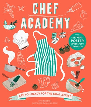 Chef Academy : Are you ready for the challenge?