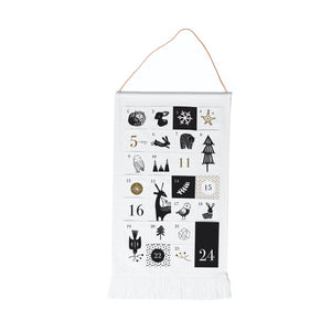 24 Pocket Advent Calendar
