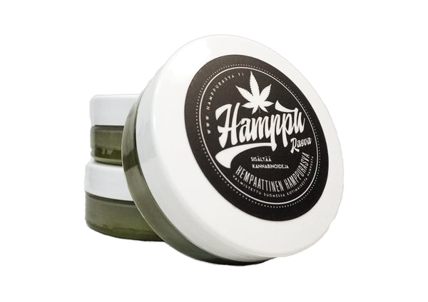Hamppurasva 50ml