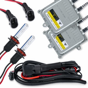 H16 HID Xenon 55 Watt  Headlight Conversion Kit