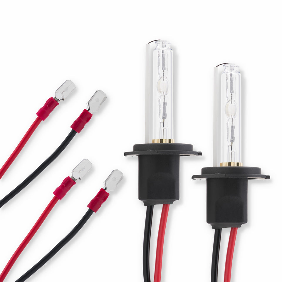 H7 HID Xenon Replacement Bulbs Only Sold in Pairs