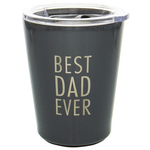 Best Dad - Stainless Steel Coffee Tumbler