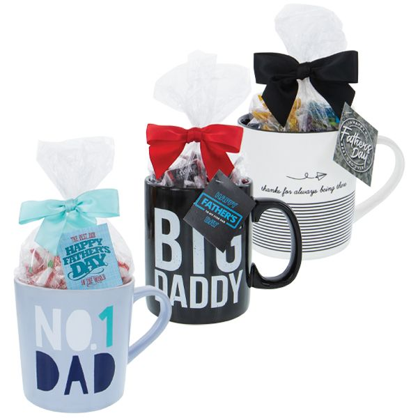 No. 1 Dad Mug Gift Set