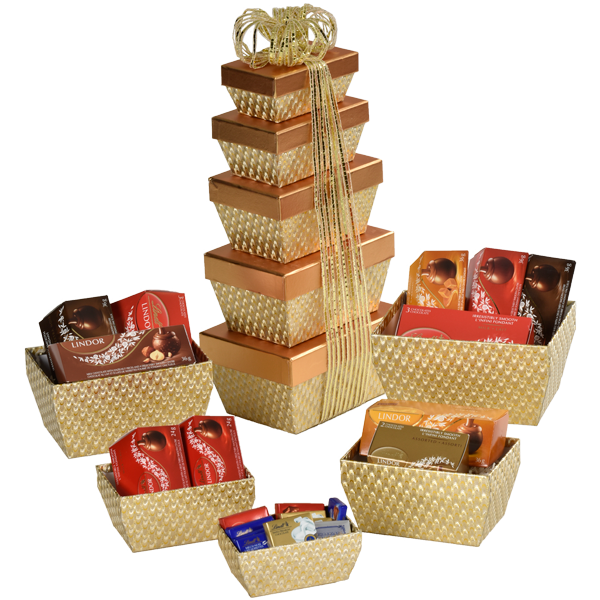 Lindt Surprise Tower