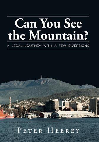 Can you see the Mountain? by Peter Heerey | HB
