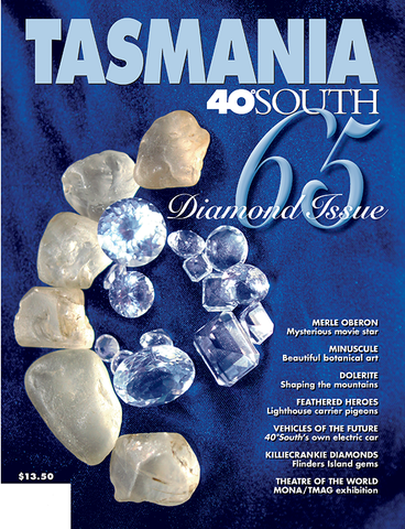 Tasmania 40° South Issue 65