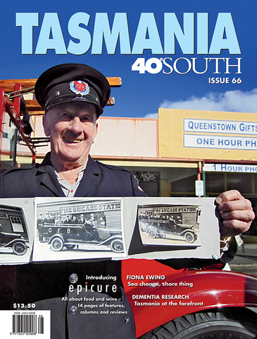Tasmania 40° South Issue 66