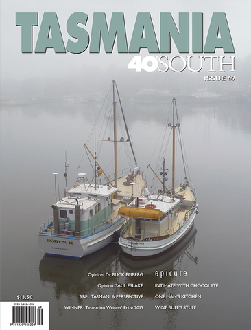 Tasmania 40° South Issue 69