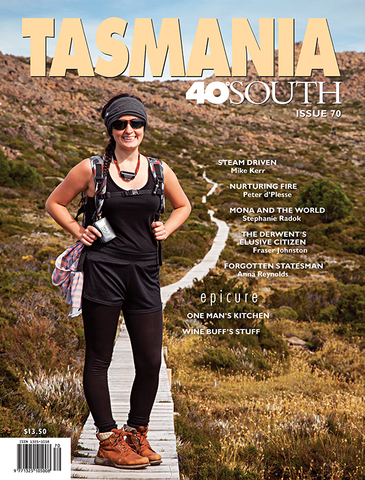 Tasmania 40° South Issue 70