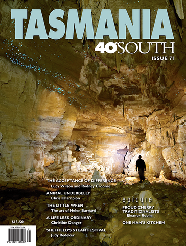 Tasmania 40° South Issue 71