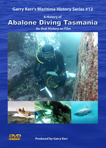 Abalone Diving Tasmania | DVD produced by Garry Kerr