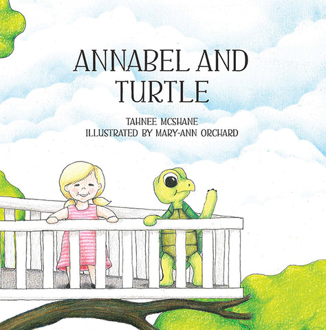 Annabel and Turtle by Tahnee McShane | HB