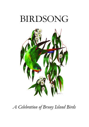 Birdsong - Bruny Island Environmental Network | Hardback