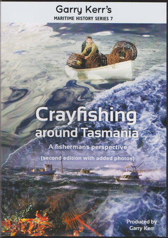 Crayfishing around Tasmania | DVD produced by Garry Kerr