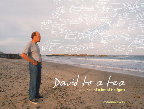 David to a tea by Rosanna Every | Paperback