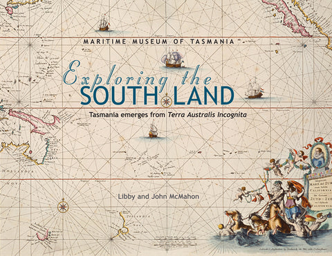 Exploring the Southland | Libby and John McMahon (2nd printing) | PB