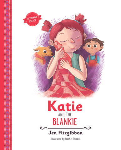 Katie and the Blankie by Jen Fitzgibbon | HB